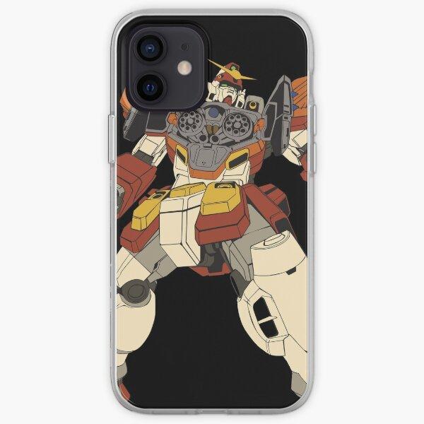 Heavyarms Gundam iPhone Soft Case