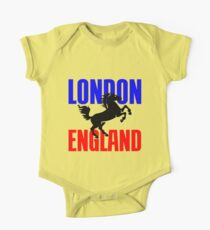 LONDON, ENGLAND One Piece - Short Sleeve