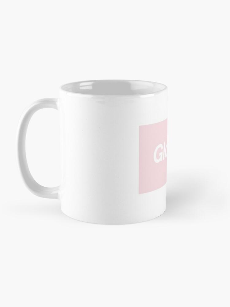 Mug ''Glossier Logo': autre vue