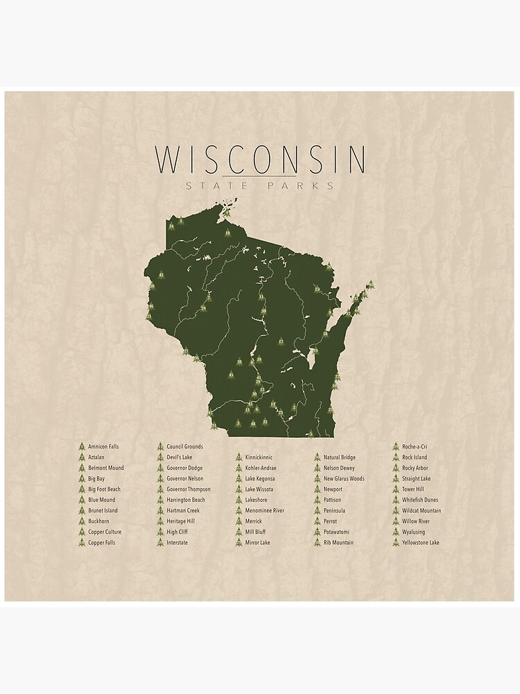 Wisconsin Parks by FinlayMcNevin