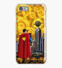 Super Summer Starry afternoon Digital art iPhone Case/Skin
