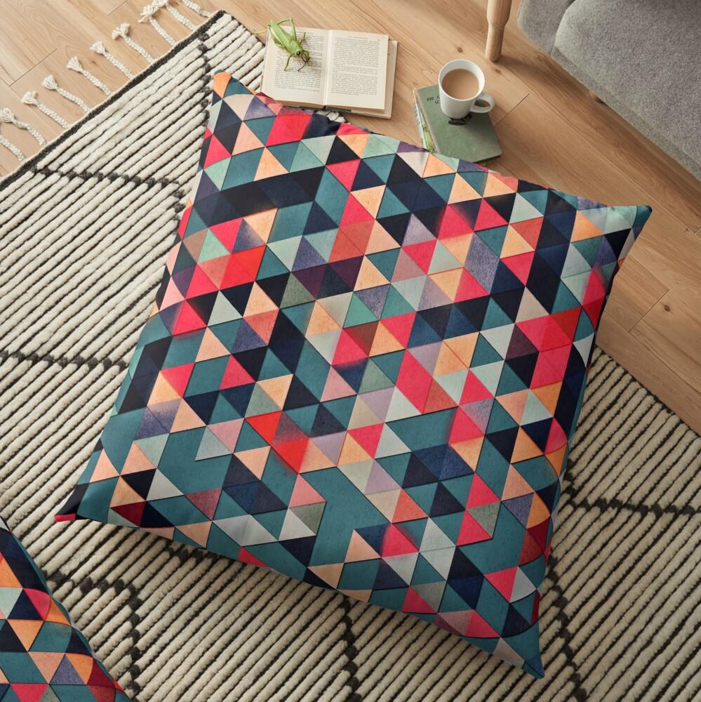 DROP DOWN Floor Pillow