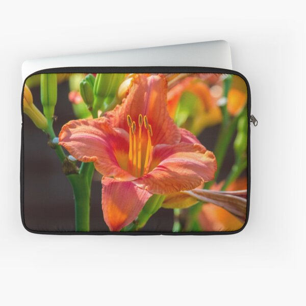 Regent Square Day Lily 2019 Laptop Sleeve