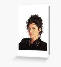 Elaine  Greeting Card