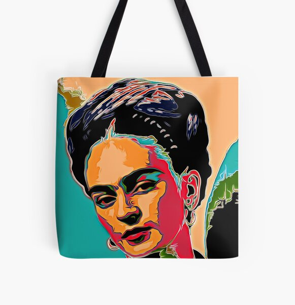 The Iconic Lady  All Over Print Tote Bag