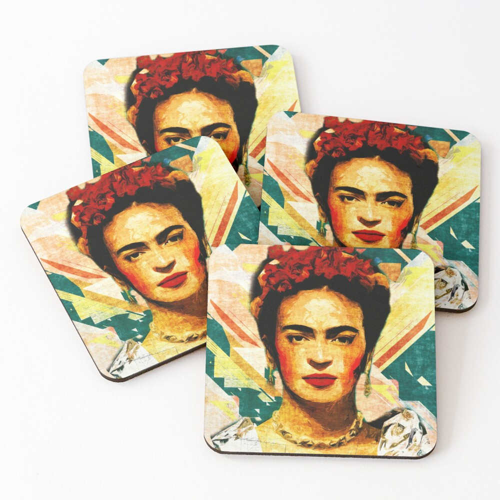 Feminism  Coasters (Set of 4)