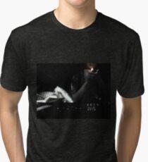 BETA SMOKER STRESS Tri-blend T-Shirt