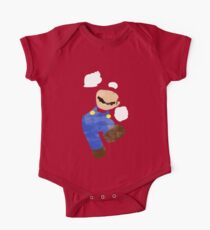 Project Silhouette 2.0: Mario One Piece - Short Sleeve