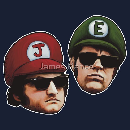 TShirtGifter presents: Super Blues Brothers