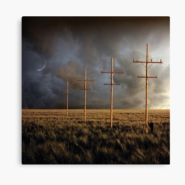 Long Distance Canvas Print