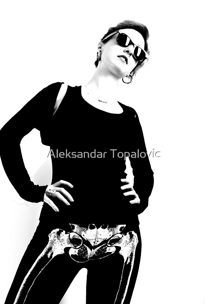 Woulndn't you like to have Ladystroy for a model, Mr Hamilton by Aleksandar Topalovic