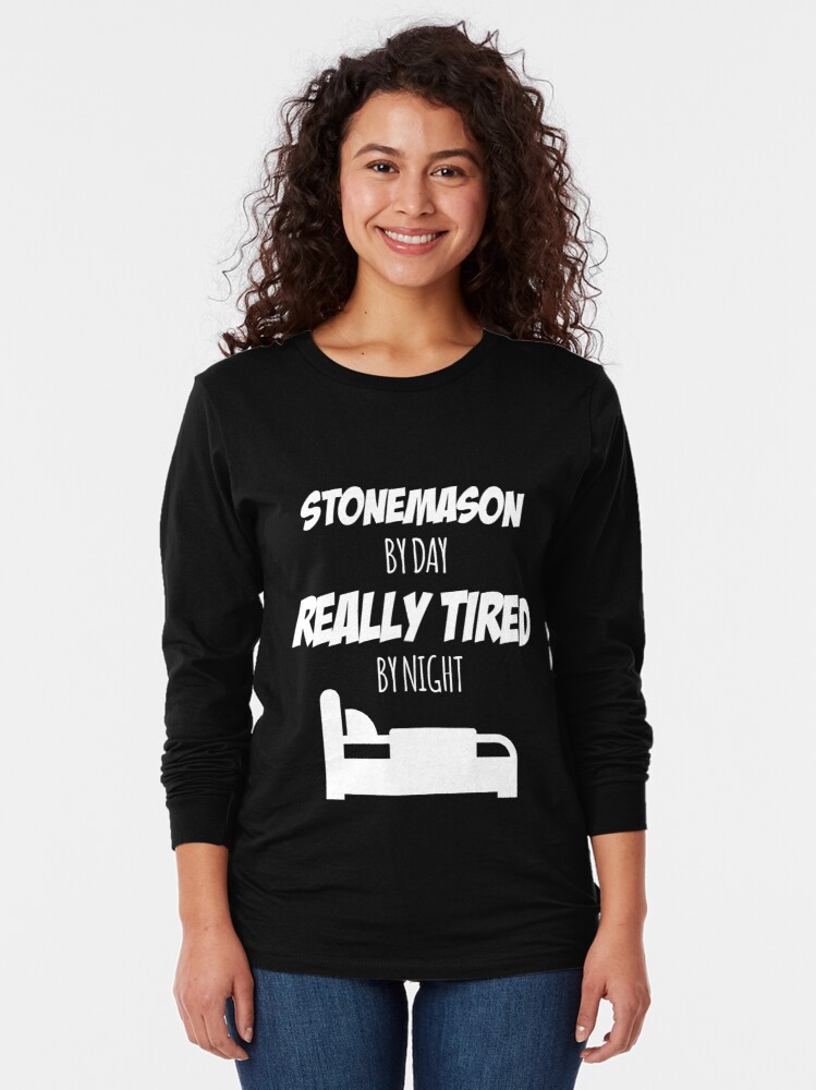 U0026quot Stonemason Job Fun Gift For Every Stonemason Funny Slogan Hobby Work Worker U0026quot  T