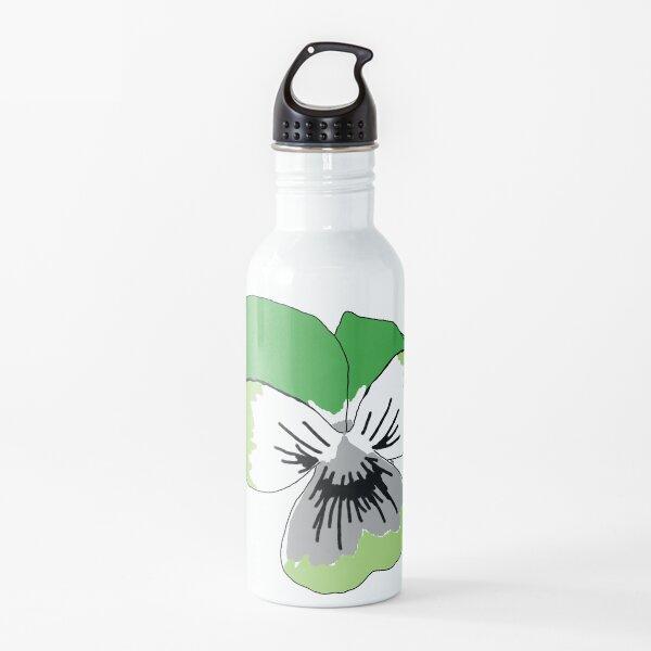 Aromantic Pride Flower Water Bottle