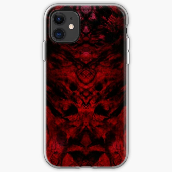 Blood for the Blood God iPhone Soft Case