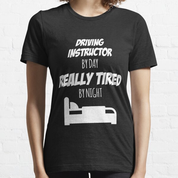 I am driving instructor because Super Hero no profession is Gift ideas for any occasion
