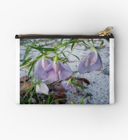 Butterfly Pea - a species of Clitoria Studio Pouch