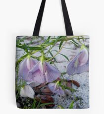 Butterfly Pea - a species of Clitoria Tote Bag