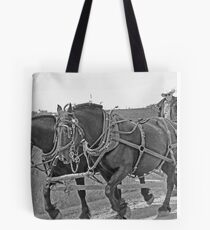 Black Team - Bar U Ranch Tote Bag