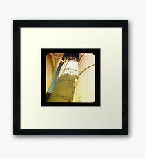 TTV-industrial Framed Print