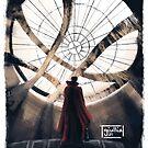 Benedict Cumberbatch FANART 1 by liajung