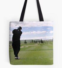 Golf Swing M Tote Bag