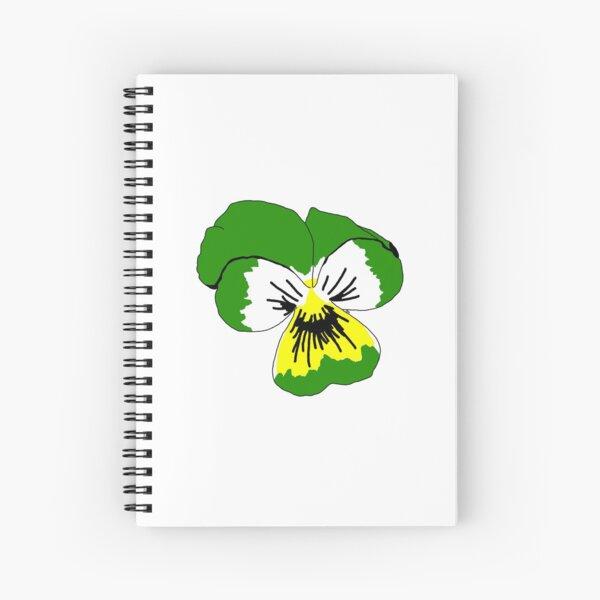 Skoliosexual Pride Flower Spiral Notebook