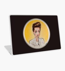 Bette Davis Laptop Skin