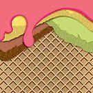 Barquilla Dulce Sweet Ice Cream by sacrasf