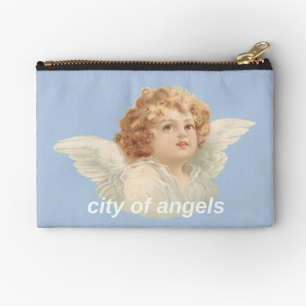 city of angels Zipper Pouch
