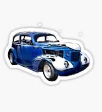 London Classic Car Show Stickers Redbubble - Car show stickers