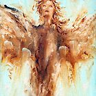"""""""Ascending Angel"""" by Shannon Guest"""