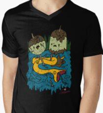 Bubblegum's Most Valued Thing Men's V-Neck T-Shirt