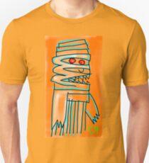 """Suzy Grackle Made Bones Crackle"" by Richard F. Yates T-Shirt"