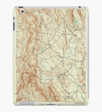 Massachusetts  USGS Historical Topo Map MA Egremont 351673 1948 31680 iPad Case/Skin