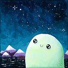 Wishful Dreaming Blob by Avé Rivera