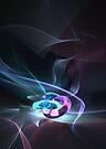 Caustics Madness - Knot by Shubol