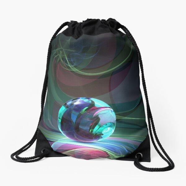 Caustics Madness - Marbles Drawstring Bag