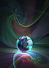 Caustics Madness - Marbles by Shubol