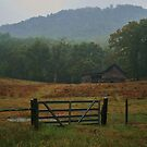 Another Hazy Day in the Country by Chelei
