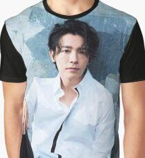 SUPER JUNIOR Donghae Grafik T-Shirt
