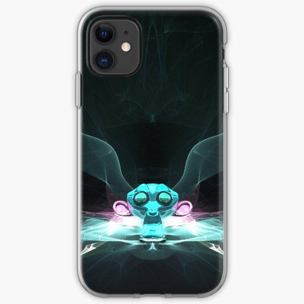 Caustics Madness - Suzanne iPhone Soft Case