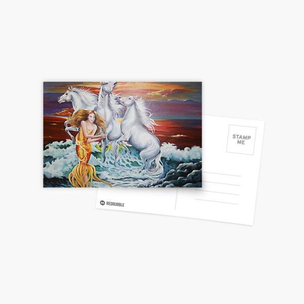 Sea Maiden Postcard