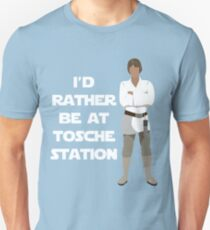 I'd Rather be at Tosche Station T-Shirt