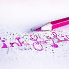 pink for life by Ingrid Beddoes