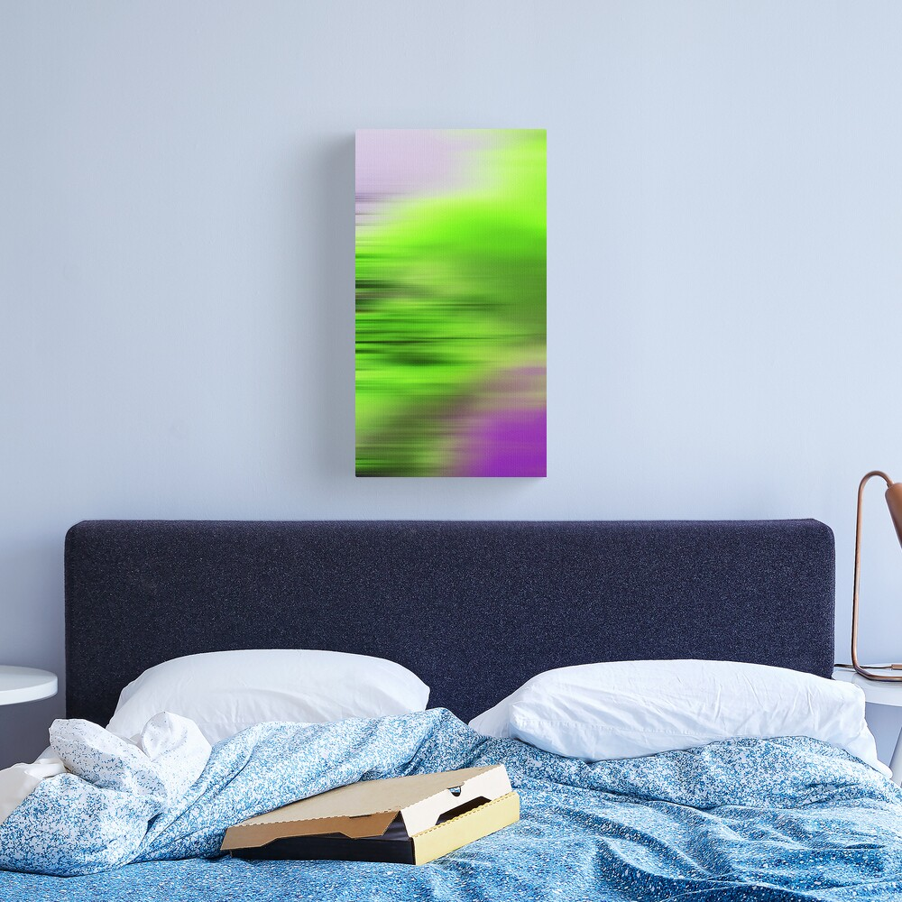 Higher Canvas Print