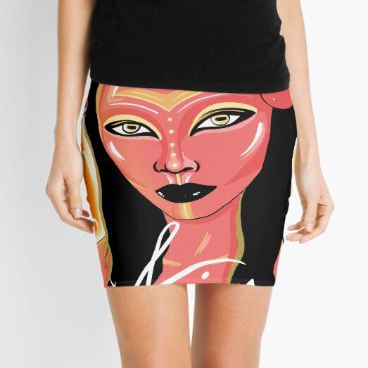 Aries.  Mini Skirt