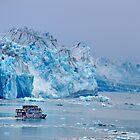 Hubbard-Gletscher, Alaska von Lanis Rossi