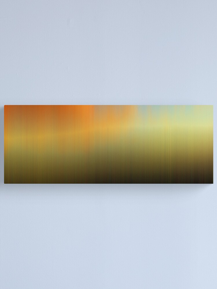 Alternate view of Horizon Canvas Print