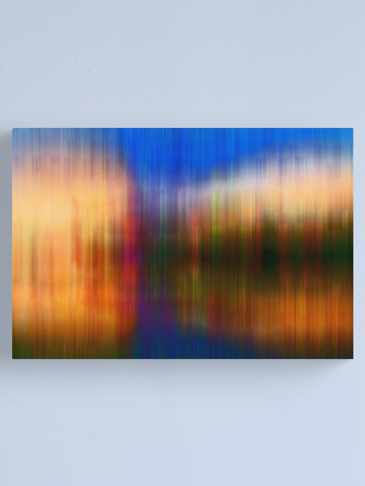 Alternate view of The Islands Canvas Print