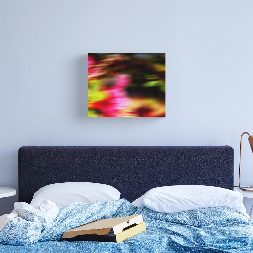 Summer Flutter Canvas Print